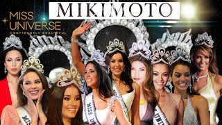 Miss Universe - Mikimoto Crown Generation