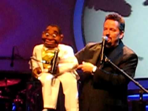 Terry Fator at The Mirage 2009