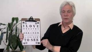 Program for Better Vision - Vision Chart Techniques