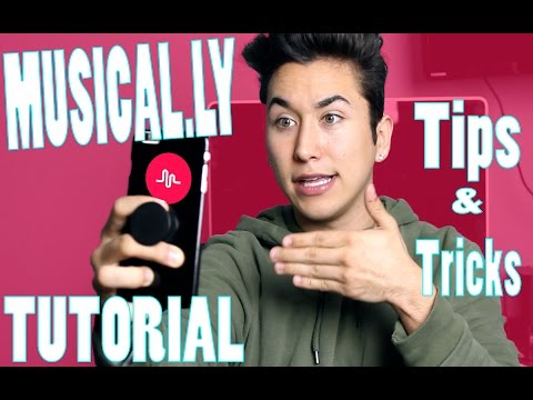 Musical.ly Tutorial ! How To Musical.ly TIPS AND TRICKS!