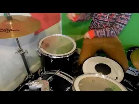 Bombay Bicycle Club - Evening Morning (Drum cover)