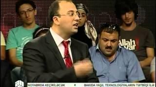 Ateistlə ilahiyyatçının debatı-01 / İslamı təhqir etmək olarmı-01