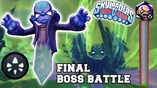 Skylanders Trap Team: Final Kaos Boss Battle! The Ultimate Weapon Ch. 18 (SPOILERS) Kaos Trap