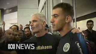 Baixar Hakeem al-Araibi returns to Australia after two months in Thai prison | ABC News