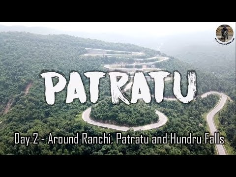 Patratu Bike Trip | Around Ranchi - Hundru Falls | Day 2 - Jharkhand Ride