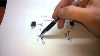 Проверка транзисторов мультиметром