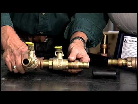 Shallow Well Hand Water Pump Installation Bison Pumps