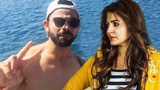 Virat Kohli IGNORES Girlfriend Anushka Sharma ENJOYS Holiday In Caribbean Island