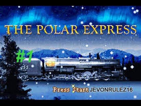 The Polar Express Game Walkthrough part 1