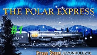 The Polar Express Game Walkthrough part 1