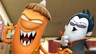 Spookiz | AMI-ENEMIGOS | Dibujos animados para niños | WildBrain