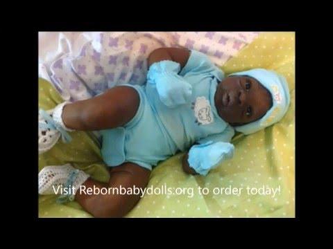 Black Reborn Baby Dolls African American Babies Youtube