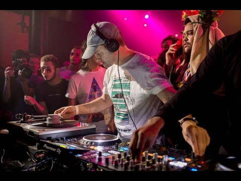Lexis Boiler Room Montréal DJ Set