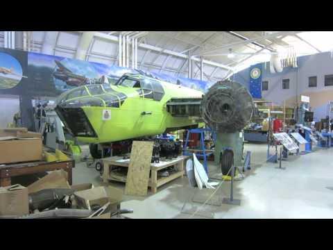 vlog Музей авиации : Canadian Warplane Heritage Museum