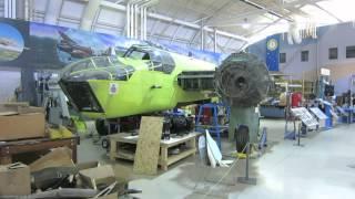 vlog Музей авиации : Canadian Warplane Heritage Museum(, 2015-06-02T12:06:03.000Z)