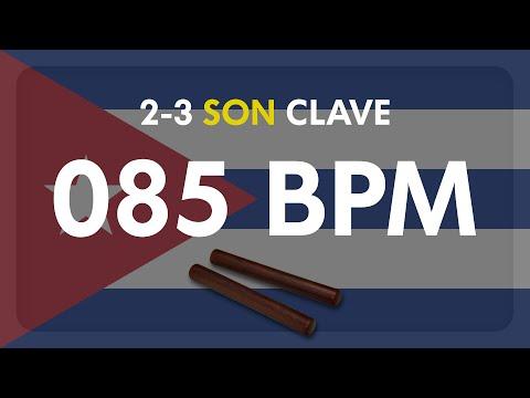 85 BPM - 2-3 Son Clave