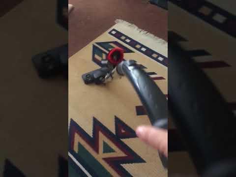 Dirt Devil Dashmulti Carpet Hard Floor Cyclonic Vacuum