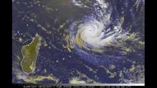 Intense Tropical Cyclone Anais / 01S (October 12 - 14, 2012)