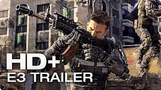 CALL OF DUTY BLACK OPS 3 Multiplayer Trailer (HD+) E3 2015