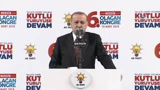 """Erdoğan: """"Afrin'e Girdik, Giriyoruz"""""""