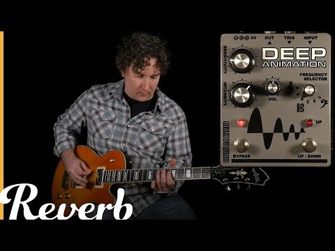 Death By Audio Deep Animation | Reverb Tone Report