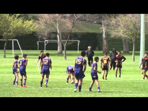 BOPRL U13s Rugby League Nationals 2014 Day 1
