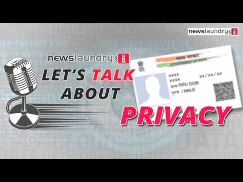 Let's Talk About: How important is privacy for you?