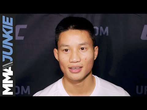 Ben Nguyen makes case for spot at top of rankings with win over Tim Elliott