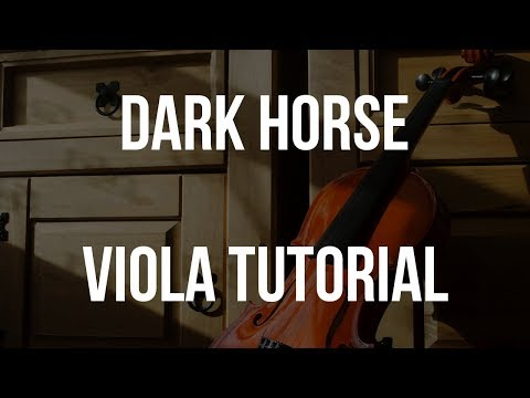 Viola Tutorial: Dark Horse