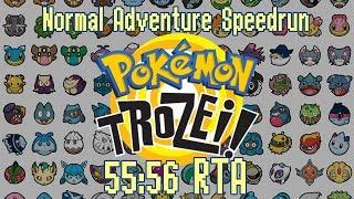 [Speedrun] Pokémon Trozei! - Adventure (Normal) in 55:56