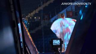 Dress rehearsal of Junior Eurovision Song Contest (Part 1)