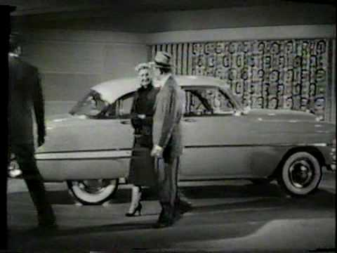 Dinah Shore Promoting the 1953 Chevrolet in  A Great New Star Part One