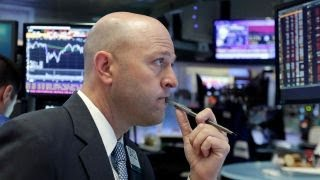 What is driving the stock market selloff?