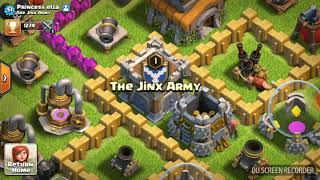 Join the jinx army clash of clans