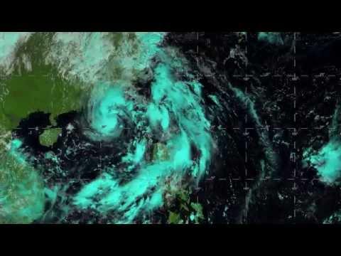 Goodbye 2016 Tropical Cyclone 22W AERE