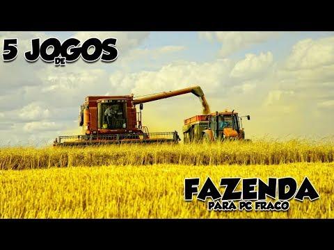 5 Jogos De Fazenda Para Pc Fraco |Pc Fraco