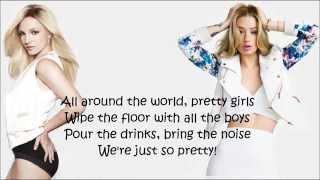 "Britney Spears ~ ""Pretty Girls"" (Feat. Iggy Azalea)"