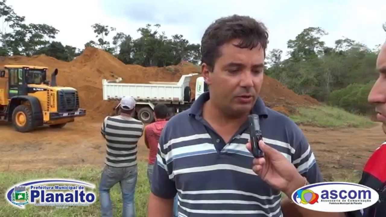 Planalto recebe mais uma máquina e tem maior frota da