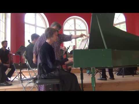 Й. Гайдн. Концерт для клавира с оркестром ре мажор. III. Rondo all'Ungarese. Allegro assai