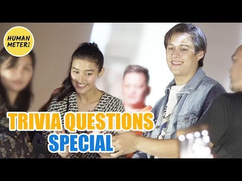 Alone/Together. LizQuen. Super Edition Of Tricky Questions | HumanMeter
