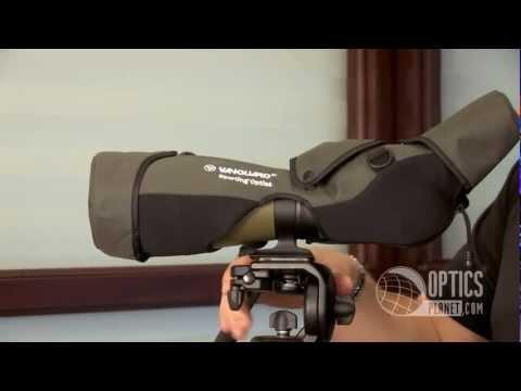 Vanguard Endeavor Spotting Scopes - 20-60x82mm - OpticsPlanet.com Product in Focus