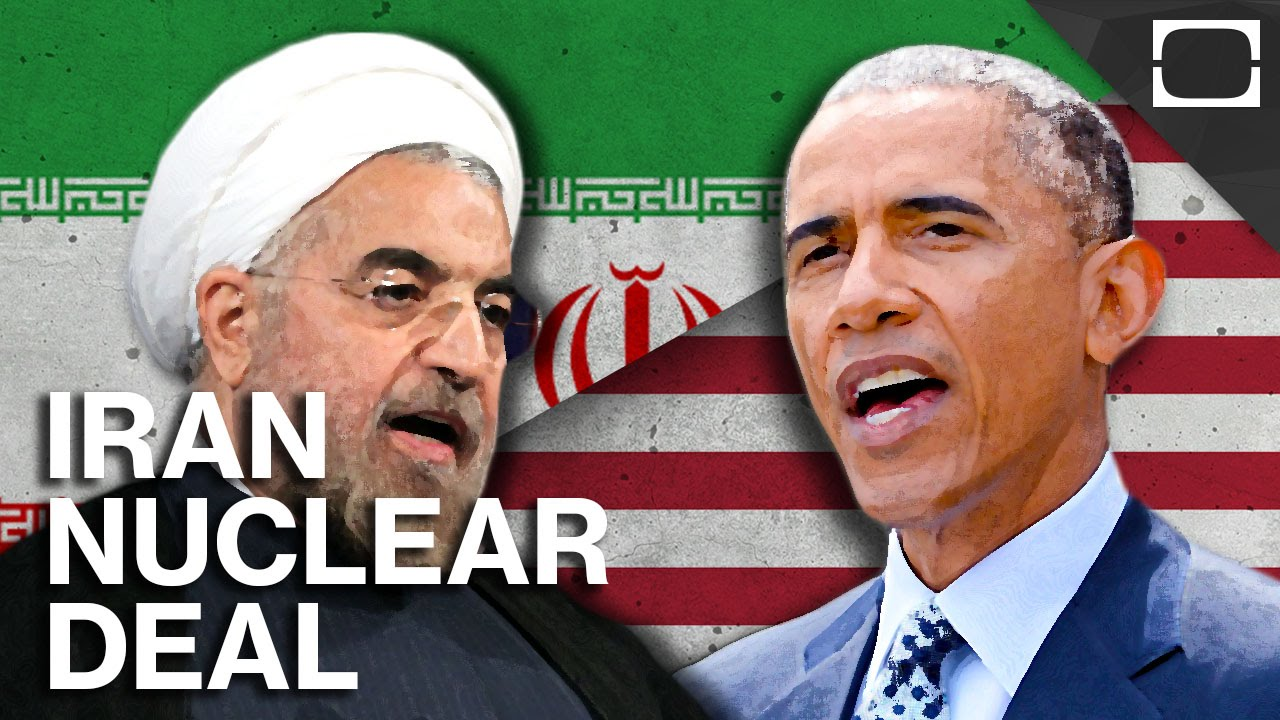Whats In The Iran Nuclear Deal Youtube