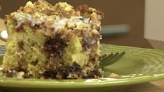 Cranberry Coffee Cake - Casserole Queens