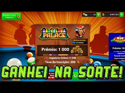 8 Ball Pool - BARCELONA PALACE