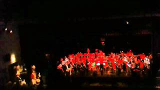 Royal Marines Band Collingwood Concert 2011-The Battle of Trafalgar