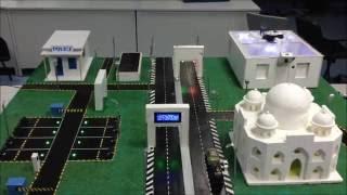 Project Leap - Smart City (Capstone/Final Year Project) - Best Project Award Winner'15