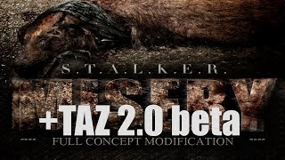 M SERY 2.2.1 TAZ 2.0 Beta     S.T.A.L.K.E.R. Зов Припяти