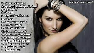 Laura Pausini - Mejores Éxitos    Mix Románticas 2020