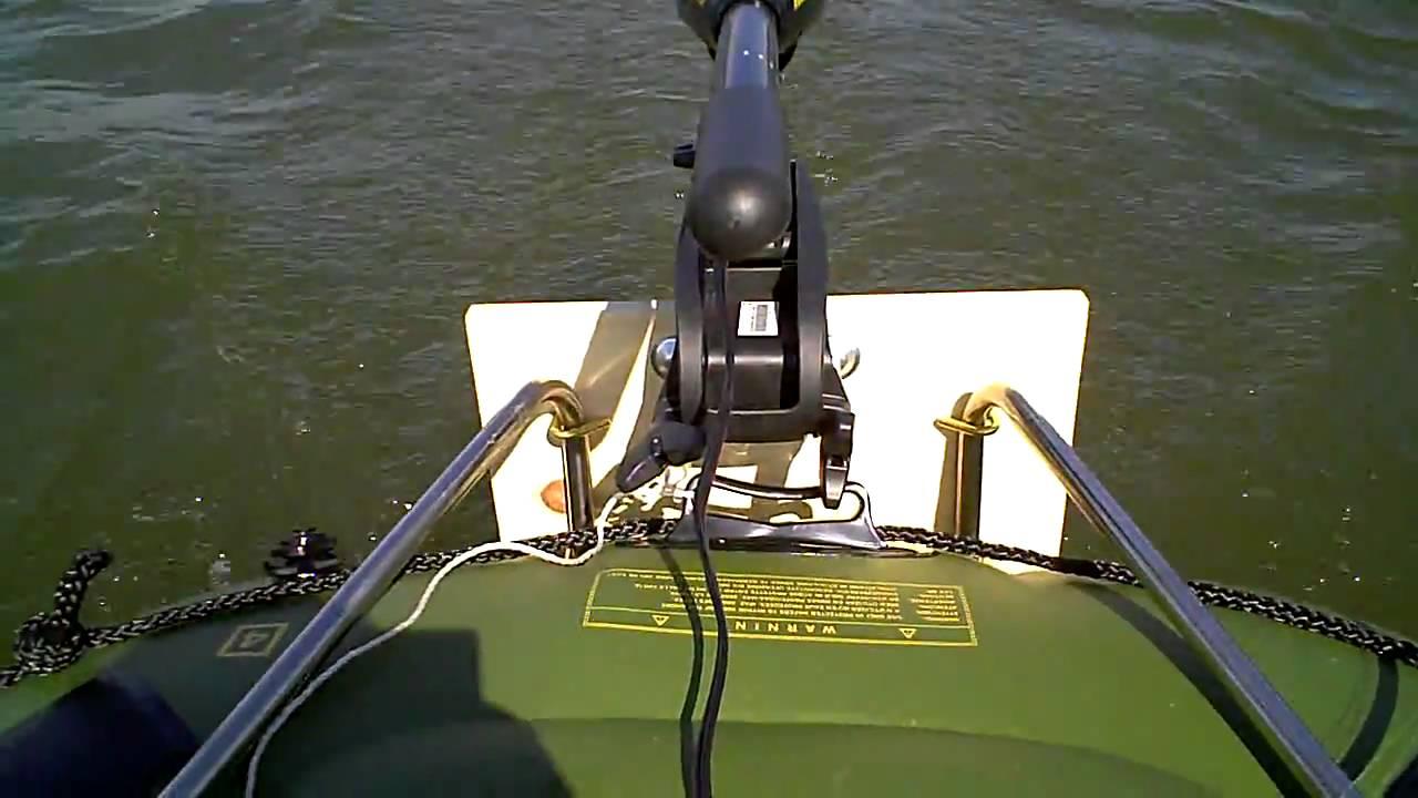 Sevylor Fish Hunter Hf 360 Part 2 Youtube