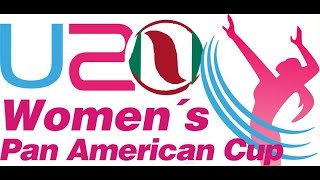 20 Abril 2015: Panamericano Voleibol Femenino U20 -